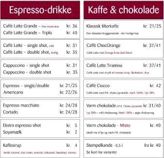 кофе-бар Baresso