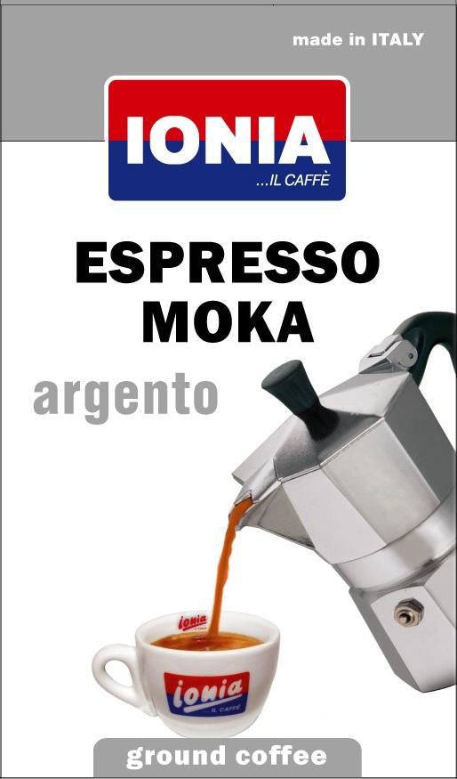 Пачка кофе espresso moka