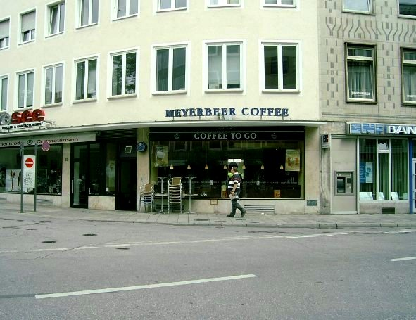 MEYERBEER COFFEE