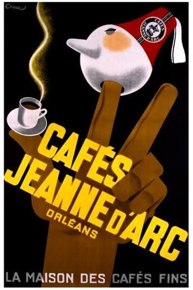 Les Cafés Jeanne d'Arc