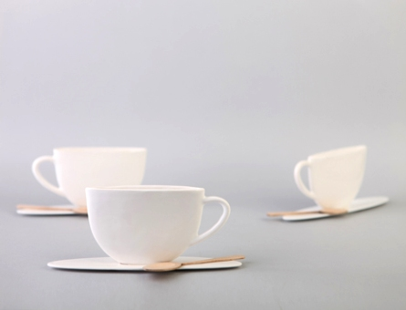 Slim Coffee Cup