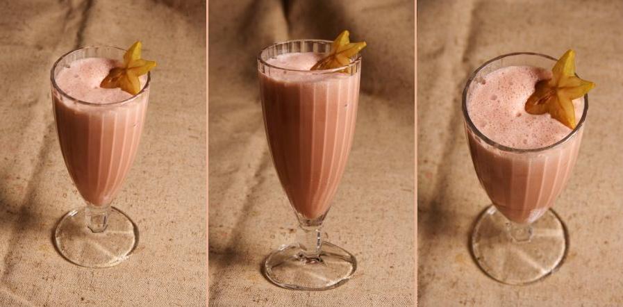 кофейный ласси-коктейль